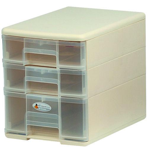 樹德三層玲瓏盒B5-PC12