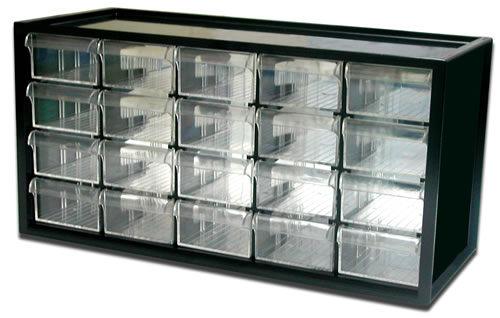 樹德20格零件盒A9-91520