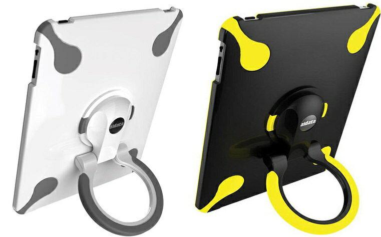 iPad WiFi 多功能保護套斜放架