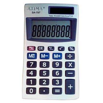 ATIMA SA-797 計算機 (8位)
