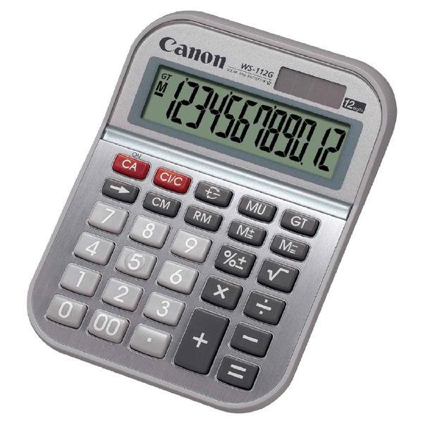 Canon WS~112G計算機 12 位數