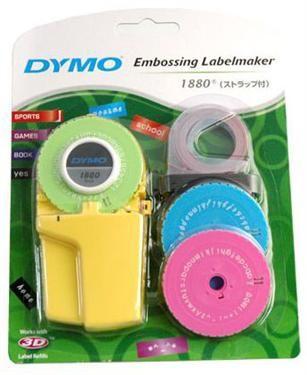 DYMO DM1880-隨身個性打標機已到貨