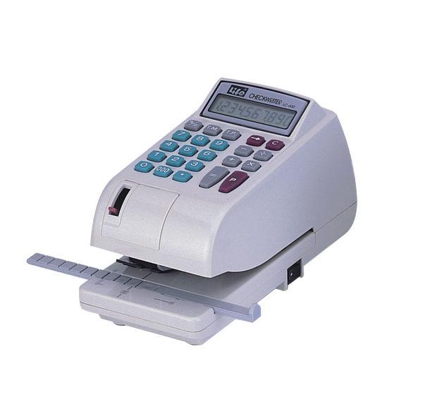 LIFE LC-600電子支票機(手動夾紙)(數字)