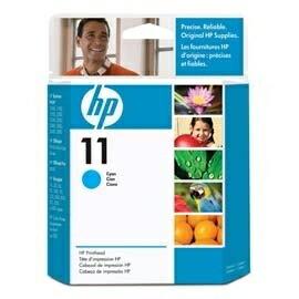 HP C4811A NO.11 青綠色相片原廠墨水匣