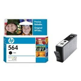 HP CB317WA NO.564 黑色相片原廠墨水匣