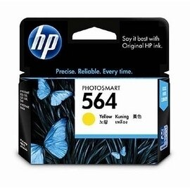 HP CB320WA NO.564 相片黃色 墨水匣