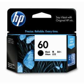 HP CC640WA NO.60號 黑色 墨水匣