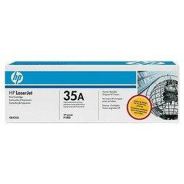 HP CB435A 黑色原廠碳粉匣