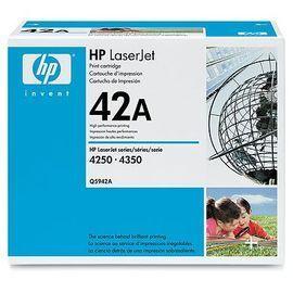 HP Q5942A 黑色原廠碳粉匣