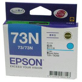 EPSON T105250 73N 藍色 墨水匣