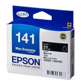 EPSON T141150黑色原廠墨水匣