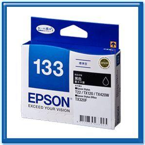 EPSON T133150 黑色原廠墨水匣