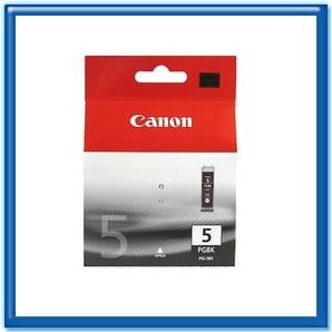 振詮文具房:CANONPGI-5BK原廠黑色墨水匣(高容量)