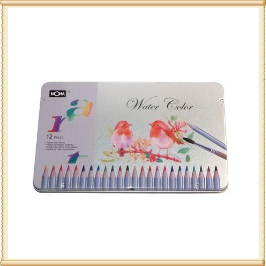 MONA 70506 水溶性色鉛筆~12色入   盒