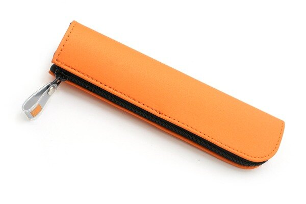 KOKUYO F-WBF116YR小型筆袋-橘黃