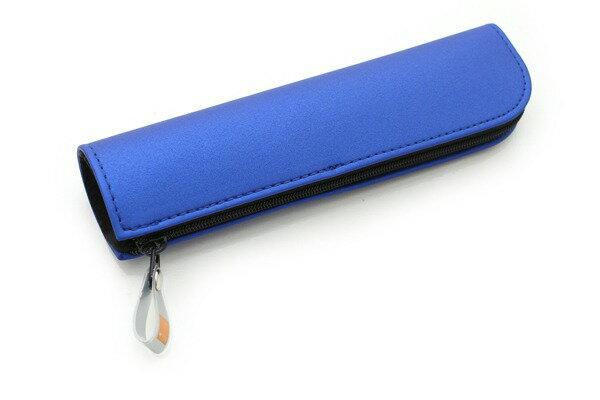 KOKUYO F-WBF116B小型筆袋-藍