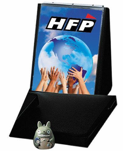 HFP WP 站立式直式活頁資料簿100-AR