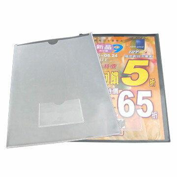 HFP WP U310~N U型直式文件套 名片袋^(10入^)