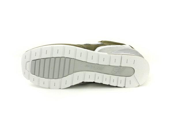 NEW BALANCE 996 運動鞋 綠色 男鞋 MRL996JZ no285 7