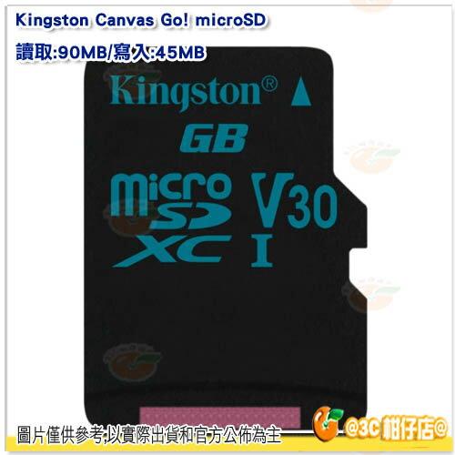 送收納盒金士頓KingstonSDCG2128G128GBTFmicroSD公司貨讀90MB寫45MBV304K