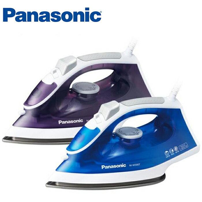 【Panasonic 國際牌】蒸氣電熨斗 NI-M300
