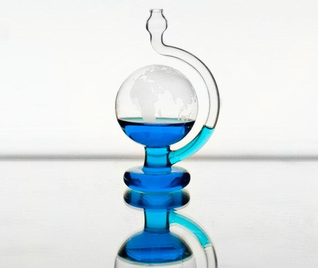 【賽先生科學工廠】玻璃氣壓球 ( 晴雨儀 ) - 迷你版