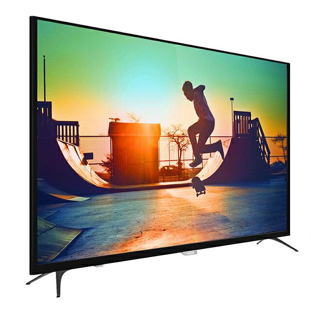 ★送飛利浦快充組合包★PHILIPS飛利浦 43吋4K UHD連網液晶顯示器+視訊盒43PUH6002 1