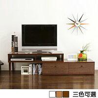 《C&B》歐伊姆北歐風格伸縮視聽櫃-理由屋良品家具館-居家特惠商品