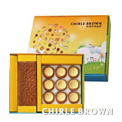 《查理布朗》幸福。甜蜜。點心樹 A禮盒(自取/消費滿$1500台北市區可免運外送到府) - 限時優惠好康折扣