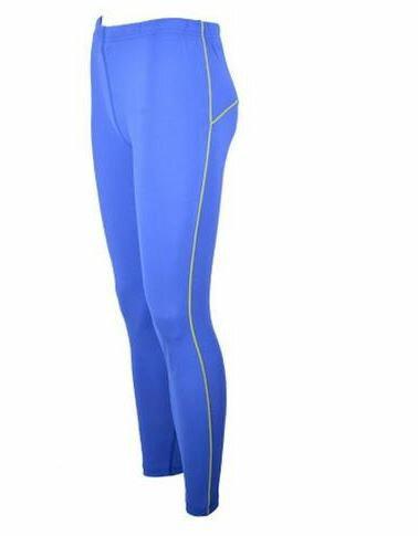 [陽光樂活] MIZUNO 美津濃 女針織長褲 吸汗速乾 活動自如 J2TB573125 藍紫