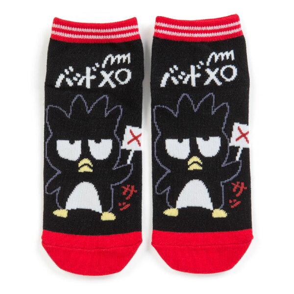 【真愛日本】18051500037韓國製造型短襪-XO白旗ACO三麗鷗酷企鵝襪子短襪韓國短襪
