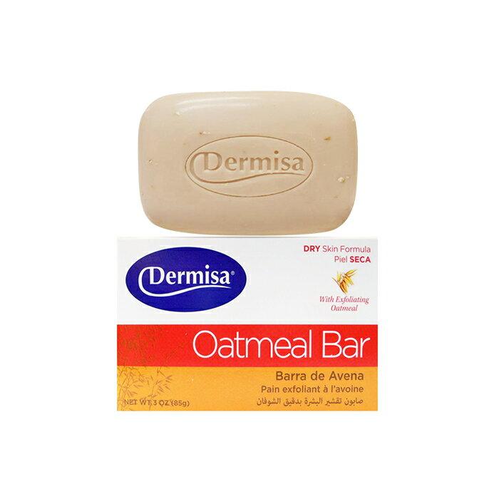 【Dermisa】美國去角質燕麥皂85GR