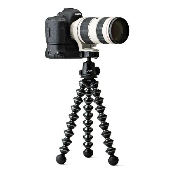 ◎相機專家◎送手機夾JOBYGorillaPod金剛爪單眼重量組合含X雲台JB2章魚腳承重5KG公司貨