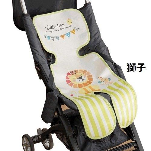 嬰兒推車涼蓆冰絲涼蓆推車座墊嬰兒用品MX0211084好娃娃