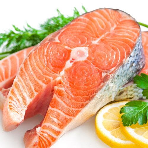 智利極鮮鮭魚切片210g~優食網海鮮肉品