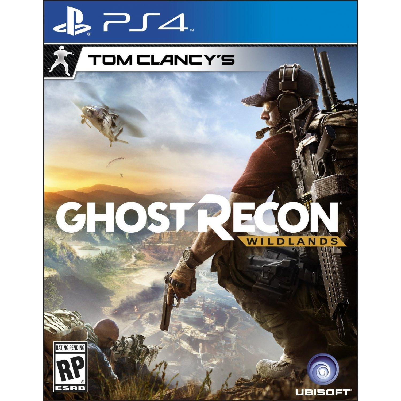 PS4 火線獵殺 野境 (附初回下載特典-秘魯毒販劇情) -中文亞版- Ghost Recon Wildlands