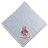 『121婦嬰用品館』狐狸村 嬰兒細絨小方巾 0