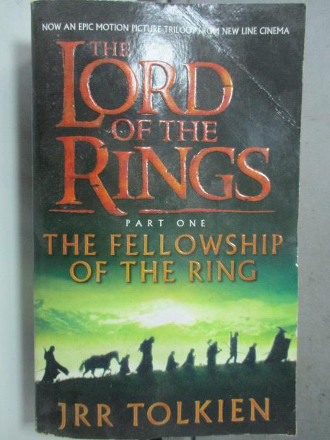 【書寶二手書T4/原文小說_HOD】THE LORD OF THE RINGS_JRR TOLKIEN
