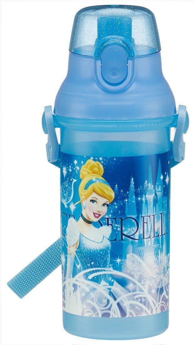 Disnep 迪士尼 彈蓋直飲式水壺 ^( 製^) ~ 公主CINDERELLA 仙度瑞拉