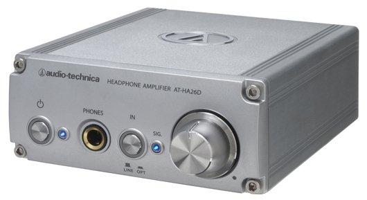 ATH AT-HA26D 內建DAC耳機擴大機 支援24bit/192kHz