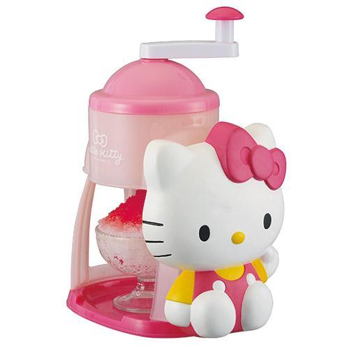 日本正品 HELLO KITTY 手動製冰機