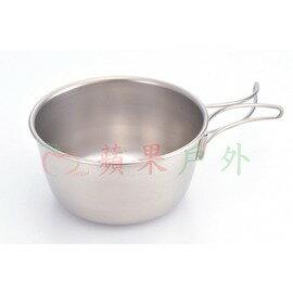 ~~蘋果戶外~~文樑 ST~2018 不鏽鋼碗 200CC 厚0.6mm 台製不銹鋼個人餐