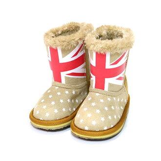 【錢豪童裝童鞋】Roberta諾貝達英倫風雪靴 (14~19號)