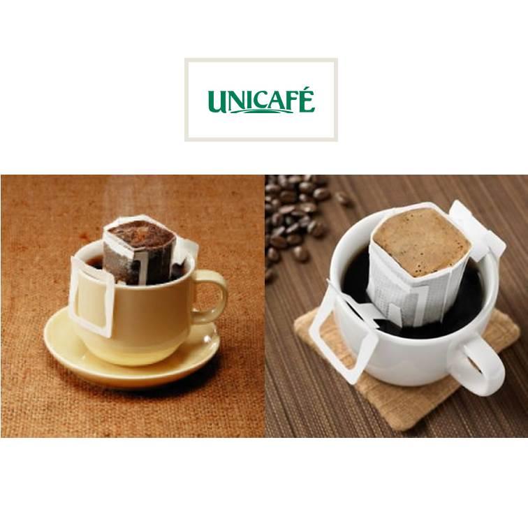 【UNICAFE】日本濾掛咖啡-原味溫和 / 特級濃郁 家庭包30杯入 210g 日本原裝進口 3.18-4 / 7店休 暫停出貨 5