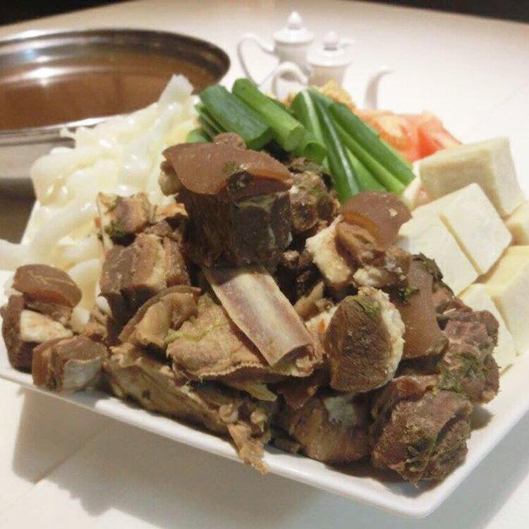 【肥肥手工醬園】帶皮小羔羊羊肉爐(重量:淨重:1500g)