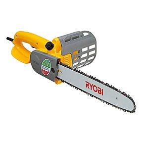 日本 RYOBI 電動手提式強力型鏈鋸機 CS-3610S (14英吋)