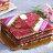 *七見櫻堂巧克力甜點專賣店* 『七見櫻堂的全新創作甜點』 【八重京緋 慶生最適6吋】 - 限時優惠好康折扣