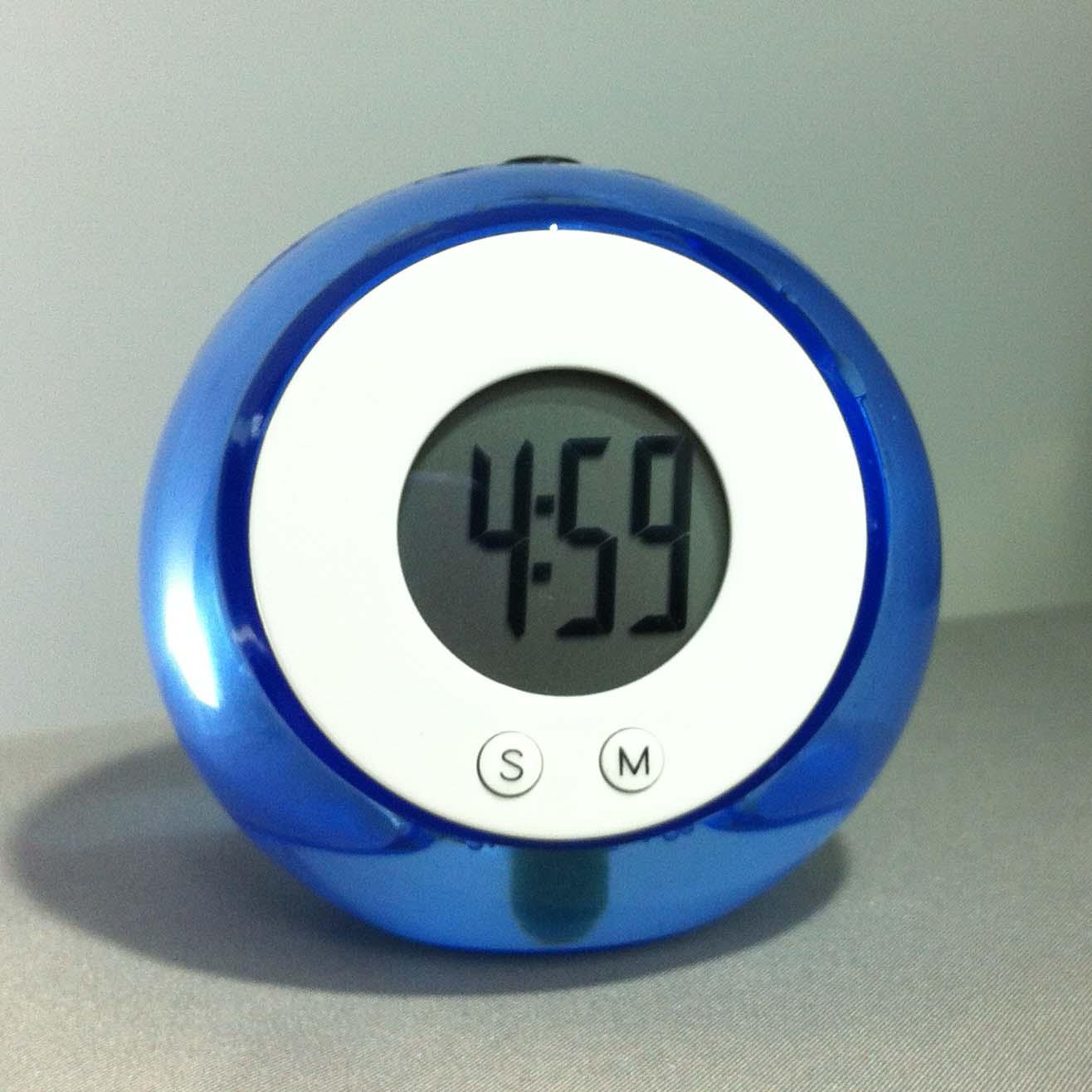 【水電池】球型時鐘
