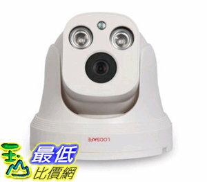 [106玉山最低網] 龍視安半球模擬監控攝像頭室內廣角家用高清攝像機紅外夜視監控器 3.6mm