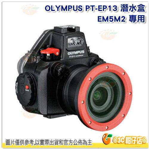 OLYMPUS PT-EP13 潛水盒 防水盒 下水45米 EM5M2 EM5 II 專用 元佑公司貨 PTEP13 E-M5 Mark II